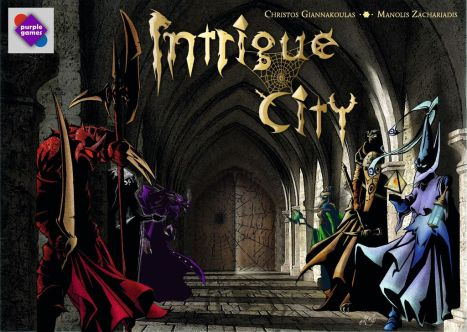 Intrigue City