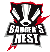 badgers-nest