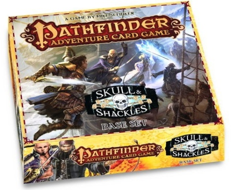 Pathfinder Adventure Card Game Skull & Shackles Base Set
