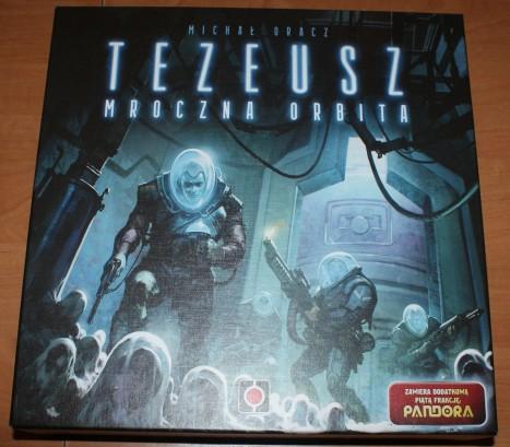 Tezeusz - box