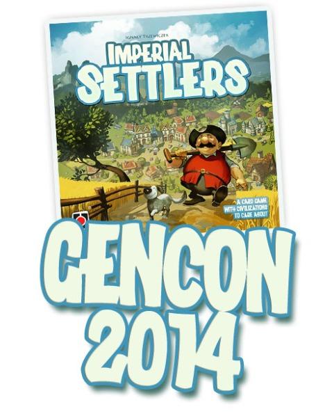 Imperial Settelers na GenConie
