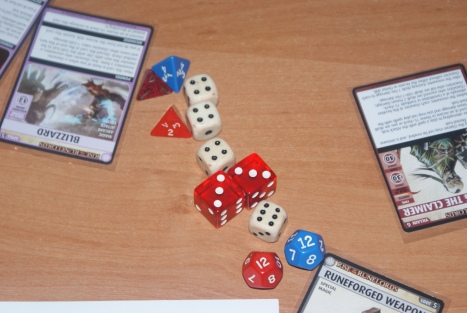 Pathfinder - final roll