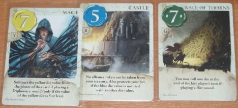 Noble Treachery - cards 1