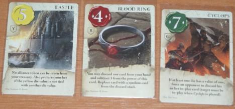 Noble Treachery - cards 4
