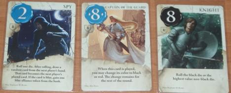 Noble Treachery - cards 2