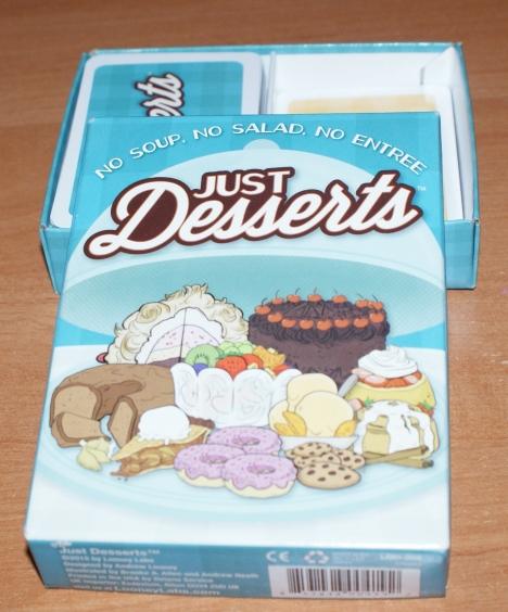 Just Desserts - box