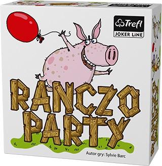 ranczo party okładka