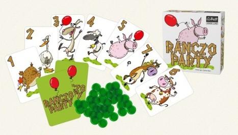 ranczo party_elementy